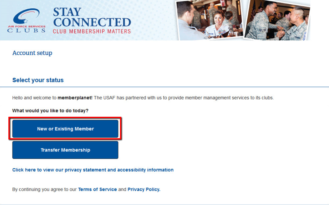 Membership How Do Members Verify Their Accounts? USAF