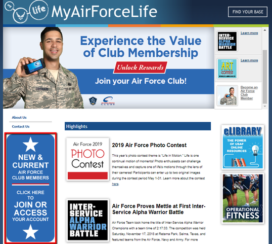 myairforcelife.com
